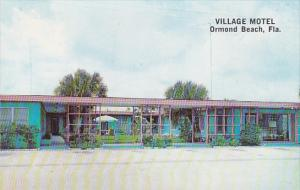 Village Motel Ormond Beach Florida