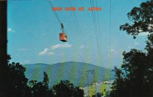 Tennessee Chattanooga Mount Aetna Skyride Tram