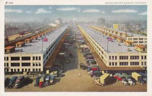 CHICAGO, Illinois, 30-40s; South Water Market