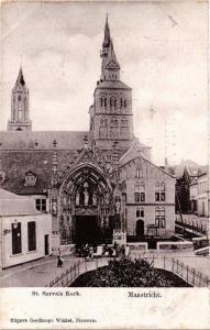 CPA MAASTRICHT St. Servais Kerk NETHERLANDS (604523)