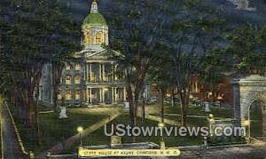 State House Concord NH 1938