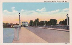 Yazoo River Bridge - Greenwood MS, Mississippi