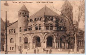 NEW HAVEN, CT Connecticut   OSBORN HALL Yale University   c1910s     Postcard