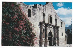 The Alamo, San Antonio, Texas, 40-60´s