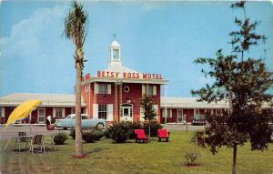 North Carolina  Fayetteville    Betsy Ross Motel