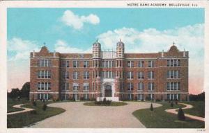 Illinois Belleville Notre Dame Academy 1942