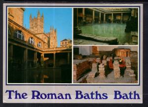 The Roamn Baths,Bath,England,UK BIN