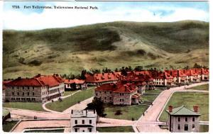 TAMMEN 7713 Fort Yellowstone, Yellowstone National Park