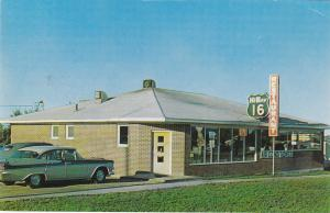 Highway 16 Restaurant , MURDO , South Dakota , 50-60s
