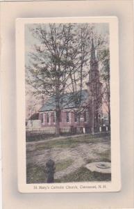 New Hampshire Claremont St Mary's Catholic Church