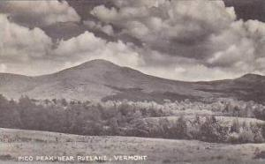 Vermont Rutland Pico Peak