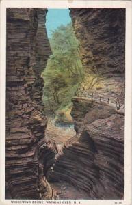 New York Watkins Glen Whirlwind Gorge 1951