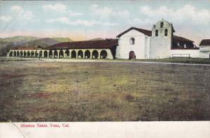 CALIFORNIA; Mission Santa Yuez, 00-10s