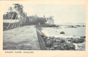 Guinea Conakry  (Guinee Francaise) seaside, seashore 1931