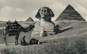 SPHINX , Egypt , 1958