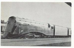ELKHART, IN, 1963; Commodore Vanderbilt # 5344 of the New York Central R. R.