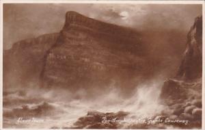 Northern Ireland Giant's Causeway The Amphitheatre 1934 Photo