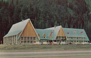 ROGERS PASS , B.C. , Canada , 50-60s at Northlander Motor Lodge