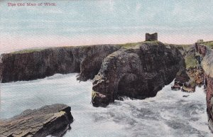 SCOTLAND, 1900-1910s; The Old Man Of Wick