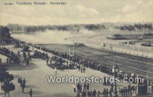 Hipodromo Nacional Montevideo Uruguay, South America Unused