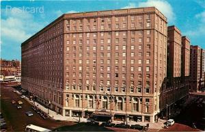MA, Boston, Massachusetts, Statler Hilton, Colourpicture
