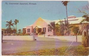 Government Aquarium, Hamilton, Bermuda 1954