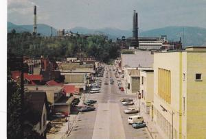 Cedar Avenue , TRAIL , B.C. , Canada , 50-70s