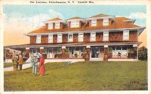 The Lorraine in Fleischmanns, New York
