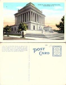 House of the Temple(Scottish Rite), Washington D. C.