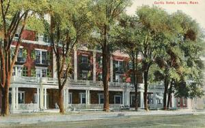 MA - Lenox. Curtis Hotel