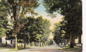 Vermont Rutland Center Street From Post Office