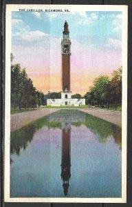 Virginia, Richmond - The Carillon  - [VA-293]