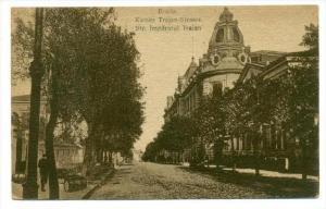 Braila, Kaiser Trajan-Strasse,Str. Imparatul Traian, Romania, PU-1912