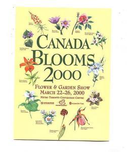 Canada Blooms Flower, Garden Show, 2000 Toronto Ontario