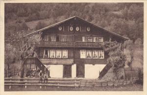 Haus in HOLSTETTEN B. BRIENZ, Landsberg, Germany; Schweizer Bauernhauser, 10-20s
