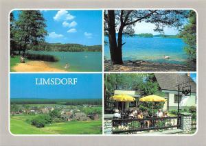 Limsdorf Springsee Tiefsee Limsdorf Eiscafe Terrace Lake Swan Panorama