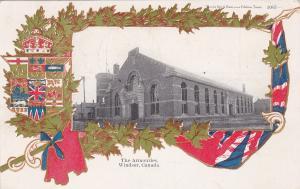 The Armouries , Windsor , Ontario , Canada , 1905