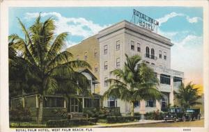 Florida West Palm Beach Royal Palm Hotel Curteich