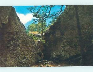 Pre-1980 JESSE JAMES HIDEOUT Robbers Cave Park - Wilburton & Mcalester OK H2020