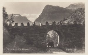 RP: Norge. Fra Geiranger , Norway , 1900-10s