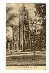 St. Mary's Cathedral, Burlington, Vermont, 00-10s