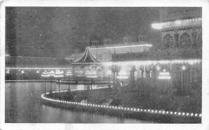 Earl's Court Exhibition 1904 Illuminated by Night 1905