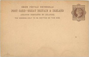 Entier Postal Stationery Postal Great Britain Great Britain