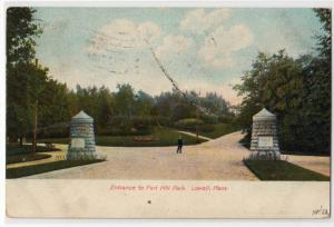 Fort Hill Park, Lowell MA