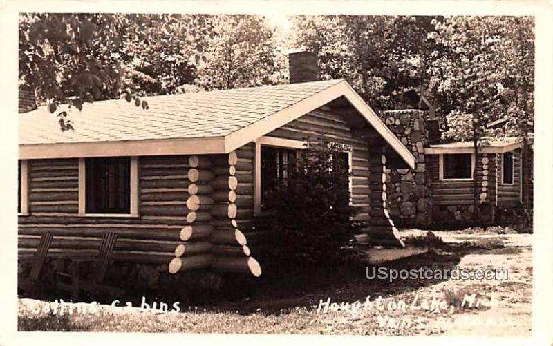 Collins Cabins Houghton Lake MI Unused