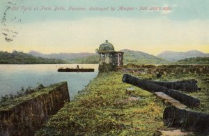 Old Forts , PORTO BELLO , Panama , 1907