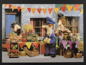 Postman Pat A DAY AT THE VILLAGE FETE c1990's by Judges