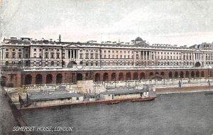 Somerset House London United Kingdom, Great Britain, England Unused