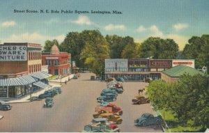 LEXINGTON , Mississippi , 1946 ; N.E. Public Square