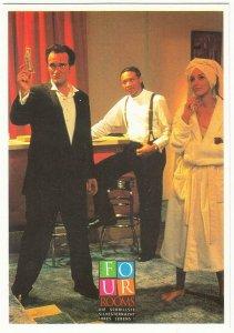 Postcard of Four Rooms Quentin Tarantino Movie German
